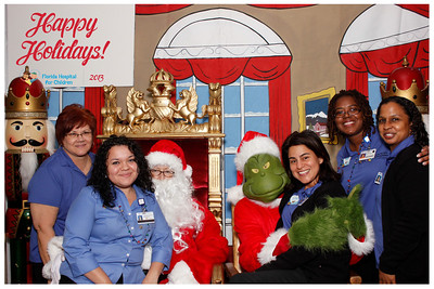 2013-12-12 FL Hospital For Children Holiday Party