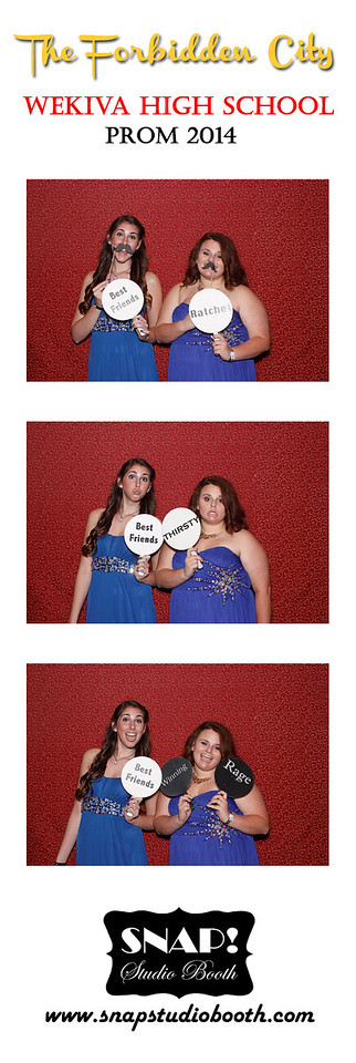 2014-04-12 Wekiva High School Prom - The Forbidden City