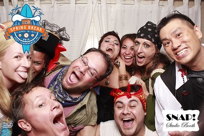 2015-04-18 Yelp Spring Break - Yelp Pirate Takeover @Liberty Belle